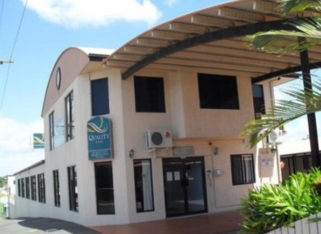 Quality Inn Harbour City - Accommodation Broome
