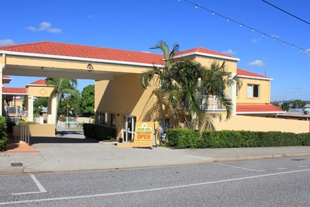 Harbour Sails Motor Inn - Accommodation Broome