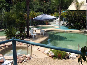 Tropic Oasis Holiday Villas - Accommodation Broome