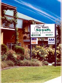 The Vines - Accommodation Broome
