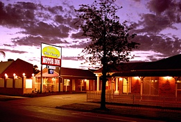 Dalby Mid Town Motor Inn - Accommodation Broome
