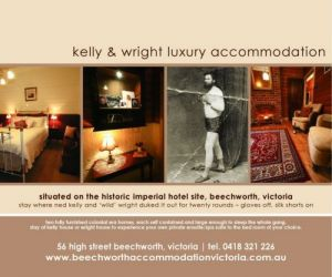 Beechworth Accommodation Victoria - Accommodation Broome