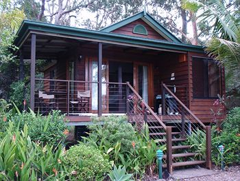 Lake Weyba Cottages Noosa - Accommodation Broome