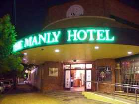 Manly Hotel The - Accommodation Broome