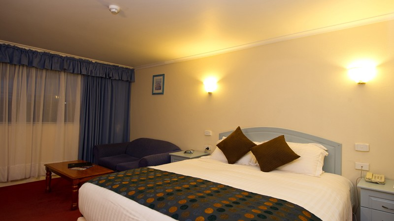 BEST WESTERN Balmoral Motor Inn - Accommodation Broome