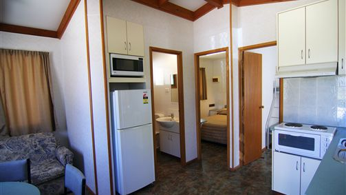 Pental Island Holiday Park - Accommodation Broome