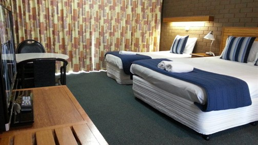 Barooga Country Inn Motel - Accommodation Broome