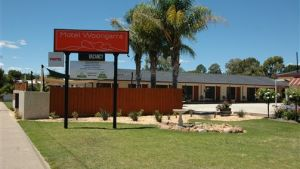 Motel Woongarra - Accommodation Broome