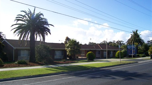 Geelong Golden Palms Motel - Accommodation Broome