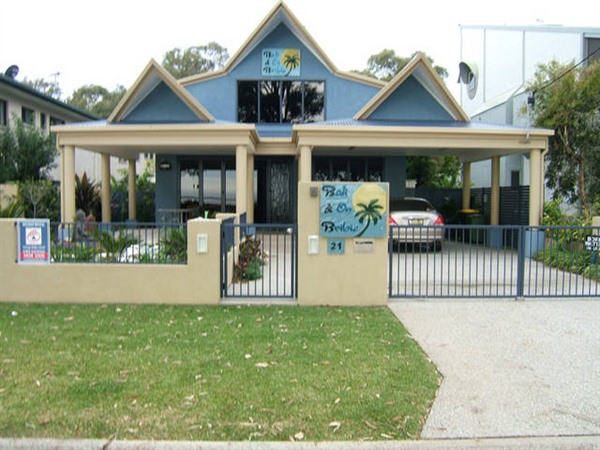 Bali on Bribie - Accommodation Broome