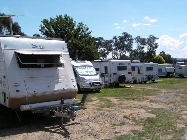 Canberra Carotel Motel  Caravan Park - Accommodation Broome