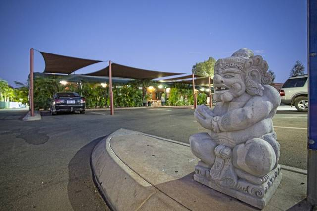 Cattrall Park Motel - Accommodation Broome