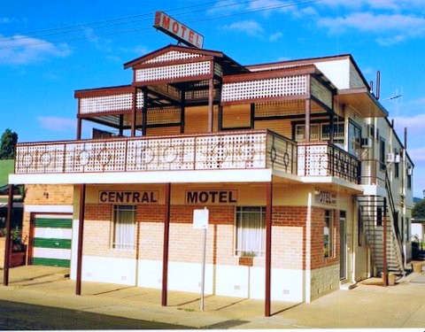 Central Motel - Accommodation Broome