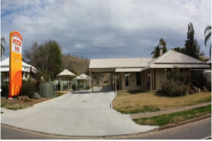 Country Roads Motor Inn - Gayndah - Accommodation Broome