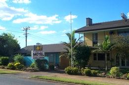 Flying Spur Motel - Accommodation Broome