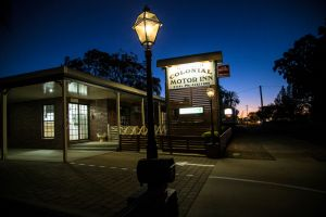 Gayndah Colonial Motor Inn - Accommodation Broome