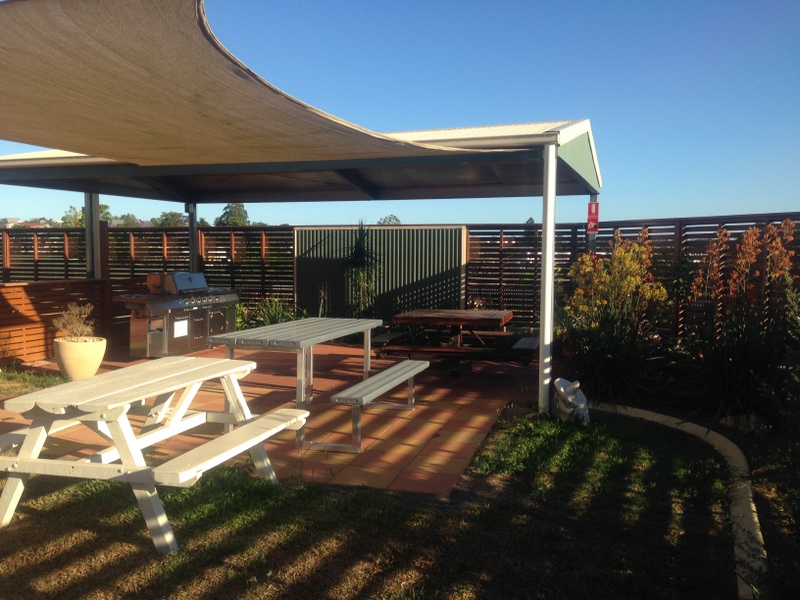 Gympie Caravan Park - Queens Park - Accommodation Broome