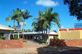 Motel Childers - Accommodation Broome