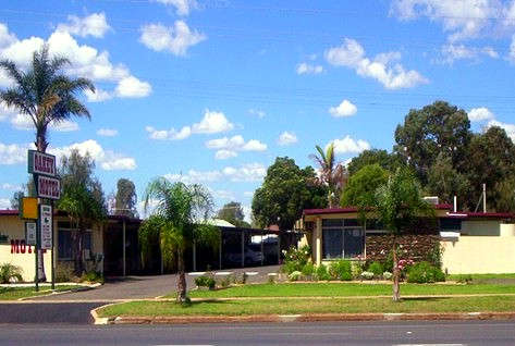 Oakey Motel - Accommodation Broome