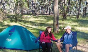 Apsley Falls campground - Accommodation Broome