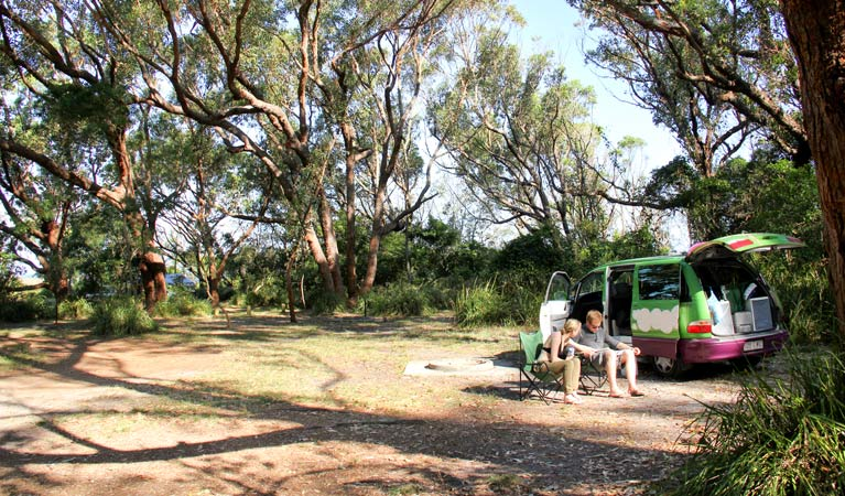 Aragunnu campground - Accommodation Broome