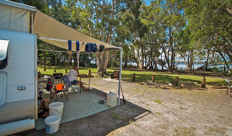 Dees Corner campground - Accommodation Broome
