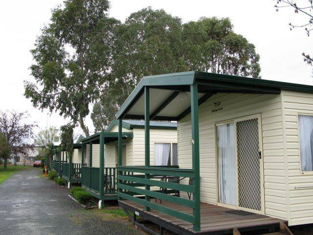 Tatura Caravan Park - Accommodation Broome