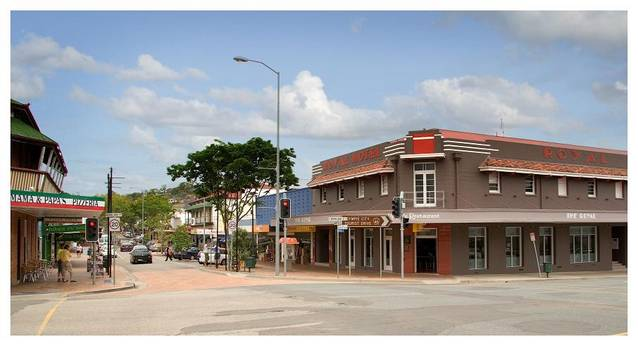 The Royal Hotel - Accommodation Broome