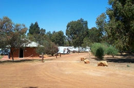 Toodyay Caravan Park - Avon Banks - Accommodation Broome