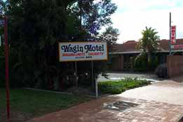 Wagin  Mitchell Motel's - Accommodation Broome