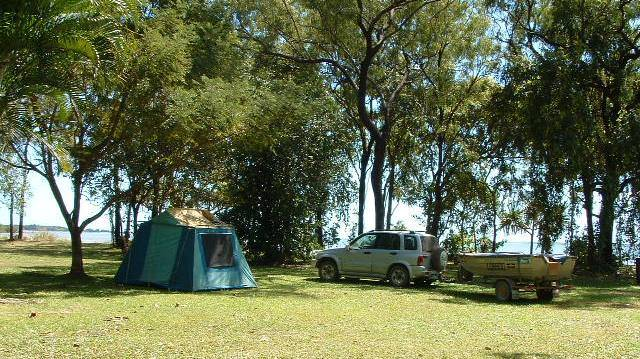 Weipa Caravan Park  Camping Ground - Accommodation Broome