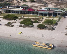 Dirk Hartog Island Eco Lodge - Accommodation Broome