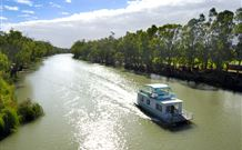 Edward River Houseboats - Accommodation Broome