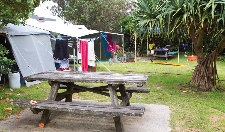 Sandon River campground - Accommodation Broome