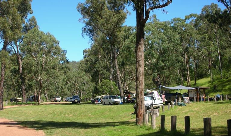 Washpools campground - Accommodation Broome