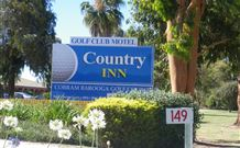 Barooga Country Inn Motel - Barooga - Accommodation Broome