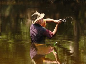 Lochlorian Trout Fishing and Getaway - Accommodation Broome