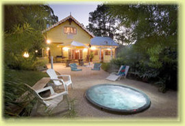 Mooloolah Valley Holiday Houses - Accommodation Broome
