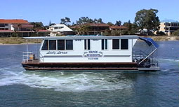 Dolphin Houseboat Holidays - Accommodation Broome