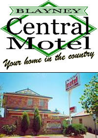Blayney Central Motel - Accommodation Broome
