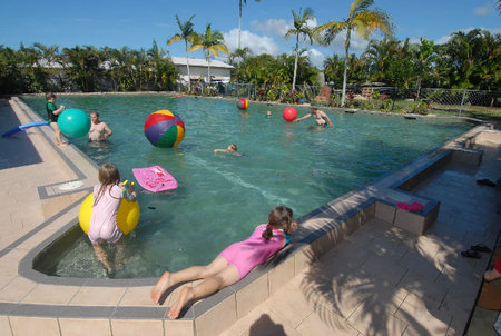 Kurrimine Beach Holiday Park - Accommodation Broome