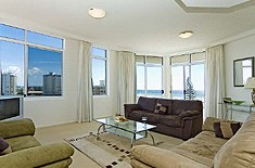 Kirra Beach Luxury Holiday Apartments - Accommodation Broome