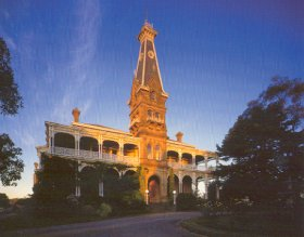 Rupertswood Mansion - Accommodation Broome