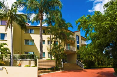 Bayview Waters Apartments - Accommodation Broome