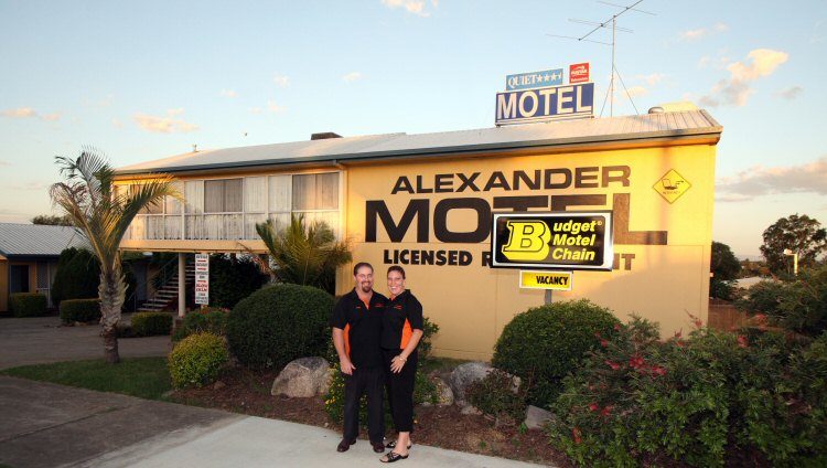 Alexander Motel - Accommodation Broome