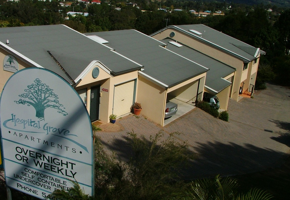 Hospital Grove Apartments - Accommodation Broome