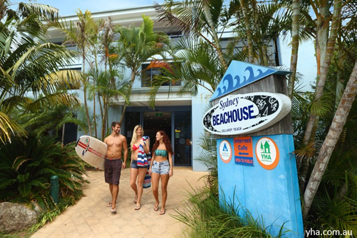 Sydney Collaroy Beachouse YHA - Accommodation Broome