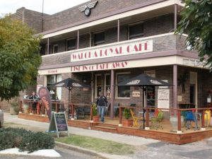 Walcha Royal Cafe and Boutique Accommodation - Accommodation Broome