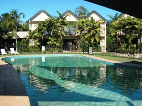Hinchinbrook Marine Cove Resort Lucinda - Accommodation Broome
