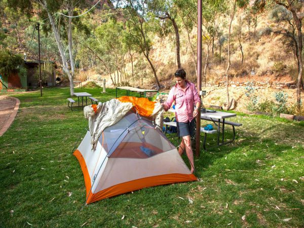 Standley Chasm Angkerle Camping - Accommodation Broome